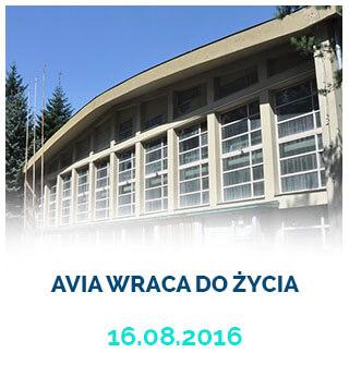 Avia wraca do życia 16 sierpnia 2016