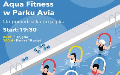 Aqua Fitness już w naszej ofercie!
